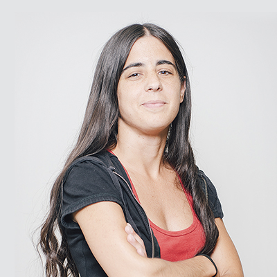 Verónica Ferrando - Backend developer