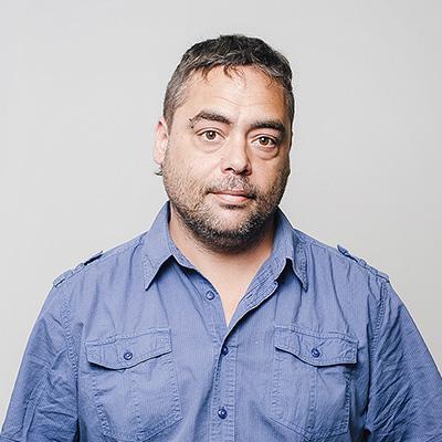 Sergi Garcés - Developer
