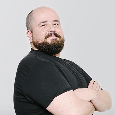 Jaime Pérez - Frontend Developer