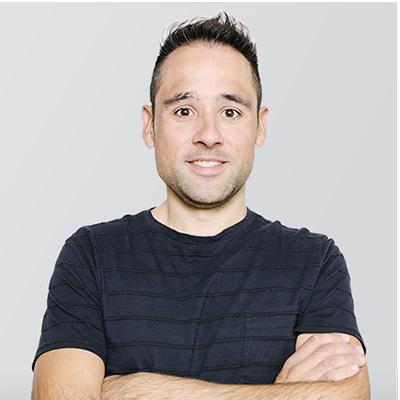 Juan Moreno - Developer