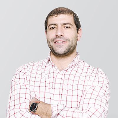 Rafa García - CRO Manager