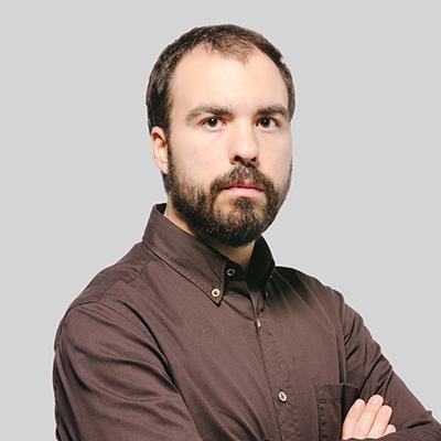 Álvaro Castellano - Administrador de Sistemas