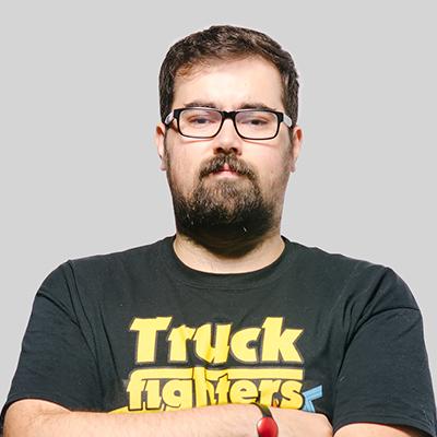Pedro García - Front-end Developer
