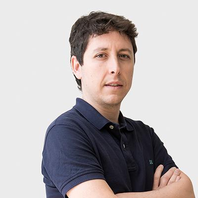 José Vte. Calderón - Software Developer